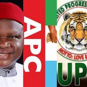 Former Leader Of UPP, Chief Checkwas Okorie Officially Collapses The Party Structures Into APC