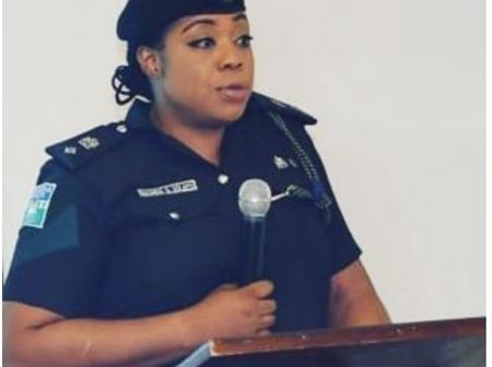 It is time we stop tolerating nuisance in our society, CSP Dolapo Badmus replies Naira Maley