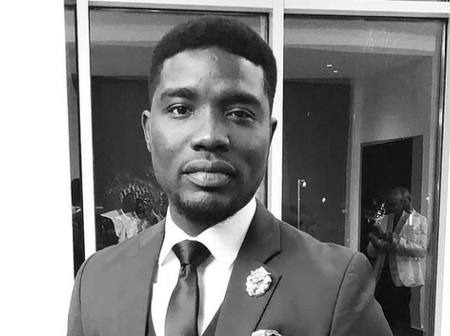 Meet Nigeria Actor Seun Ajayi, His Only Son, Wife and Mother (Photos)
