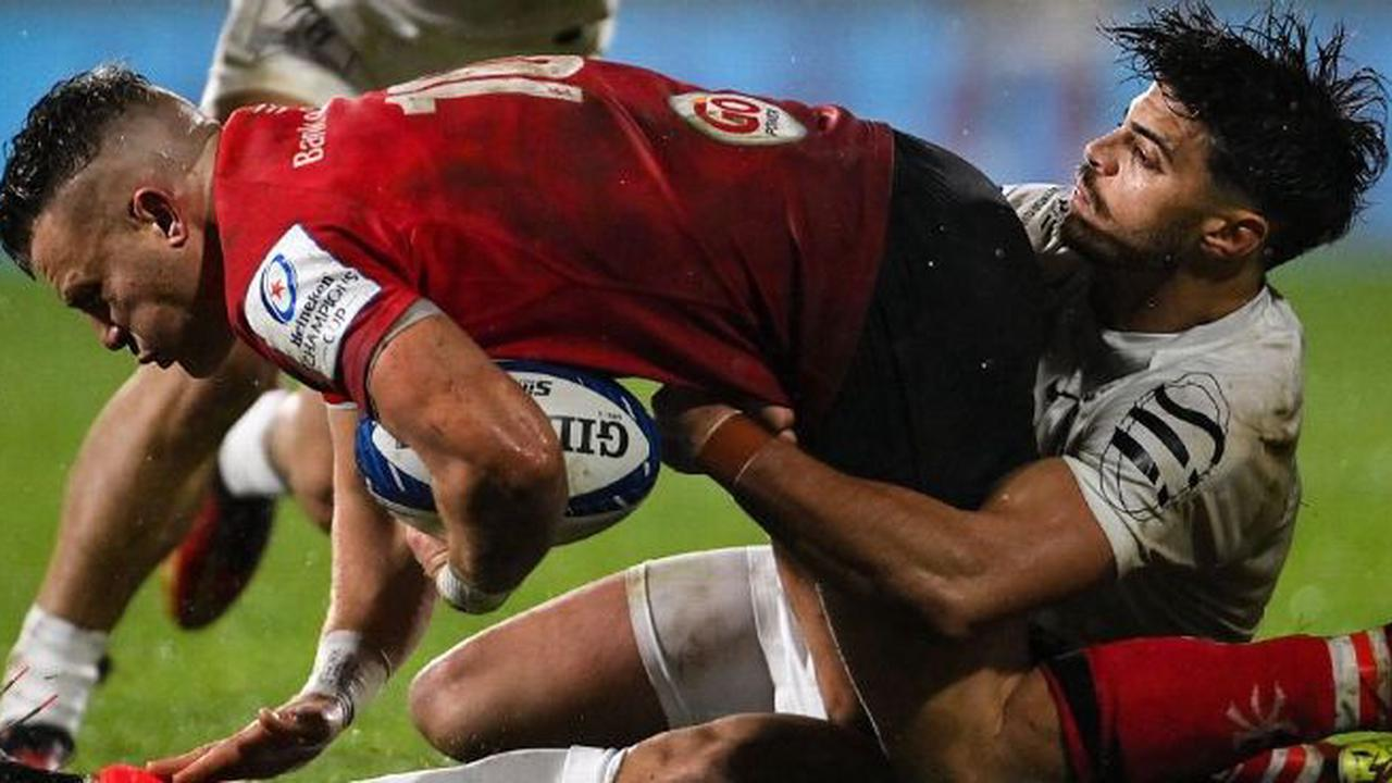 Ntamack could miss 6N start with surgery