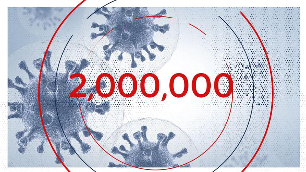COVID-19: Global coronavirus deaths pass two million - just over a year since outbreak began