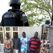 Kudos To The Nigerian Police Officers Who Rejected 500k Bribe Offered Them By Suspects