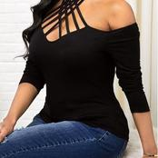 Check Out Some Unique Tops for ladies