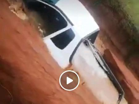Limpopo : heavy Rain Has Cause Much Damage See Here