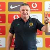 Kaizer Chiefs coach Gavin Hunter's daughter causes a stir on social media with her post