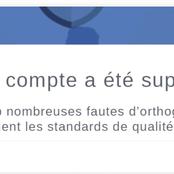 Vous faites trop des fautes d'orthographe sur Facebook ? Votre compte risque d'être supprimer !
