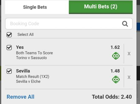 Three Betting Predictions That Must Win