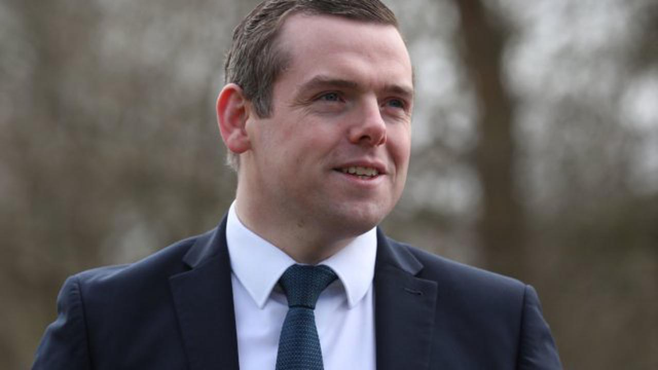 Scottish Tory leader endorses tactical voting for Labour to stop the SNP