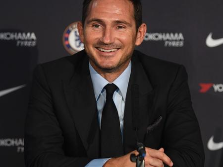 Who replaces Frank Lampard ?