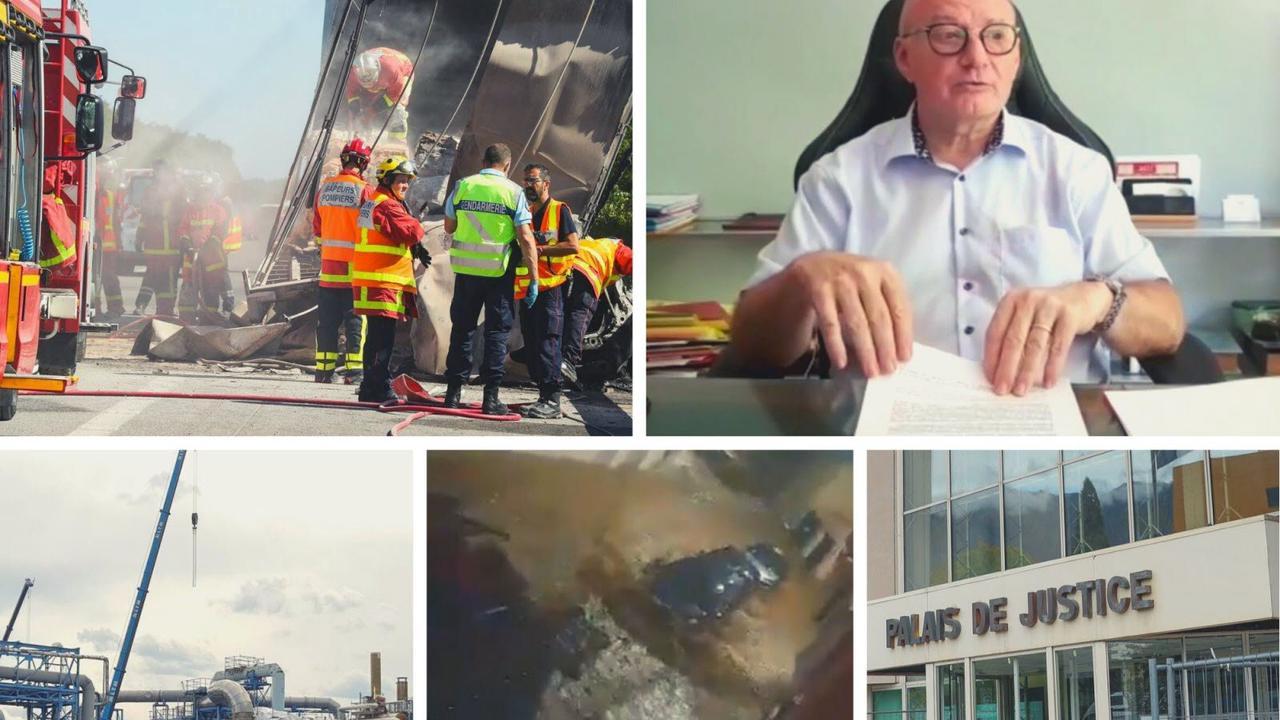 L'essentiel de l'actu Dramatique accident sur l'A7 ; une fraude au chômage partiel lui rapporte près de 42000 euros ; une personne disparait dans les intempéries dans l'Oise… les infos de ce mardi 22 juin