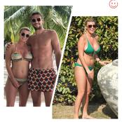 Beautiful Pictures Of The 32-Year-Old Woman Andy Carroll Is Currently Dating