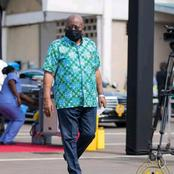 Massive reactions from Ghanaians after the president took his vaccine