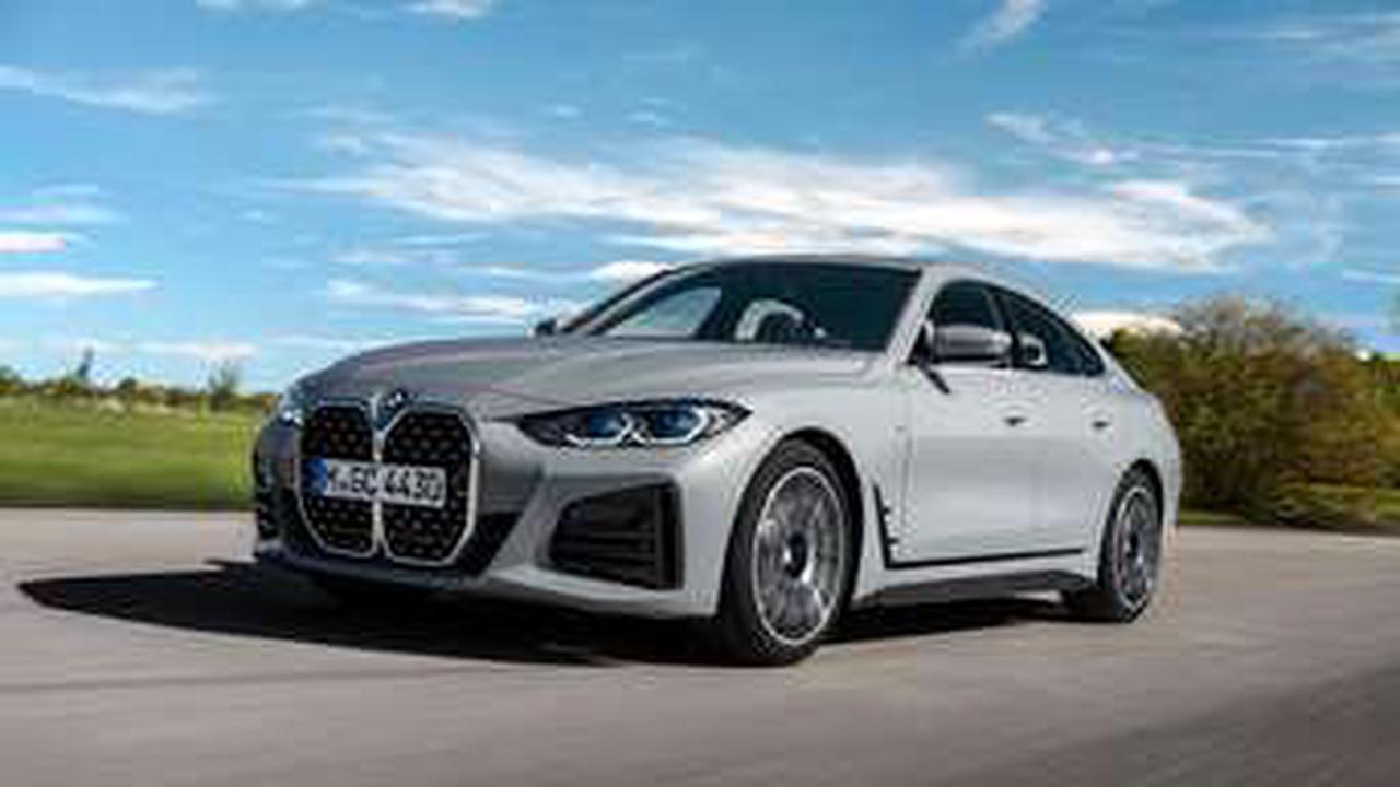 Neues BMW 4er Gran Coupé sieht aus wie elektrischer i4 – das steckt dahinter