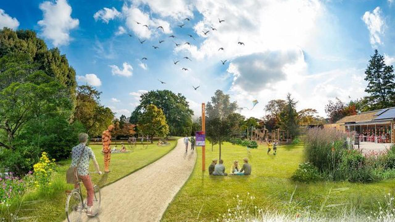 University of Warwick unveils plans to create large publicly accessible eco-park in south Warwickshire