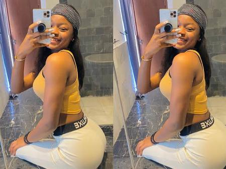 """Take It Easy On Us"" — Fans React As Naira Marley's Sister Stuns In New Instagram Photos"