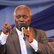 Pastor Kumuyi Reveals The Origin Of Homosexuality And Condemns Every Spirit Of Sodom