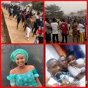 Akungba Accident: How Dangote Truck Killed Many People Including Students Near Ondo University