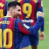 See What Lionel Messi Was Seen Doing During Barca's Presidential Election