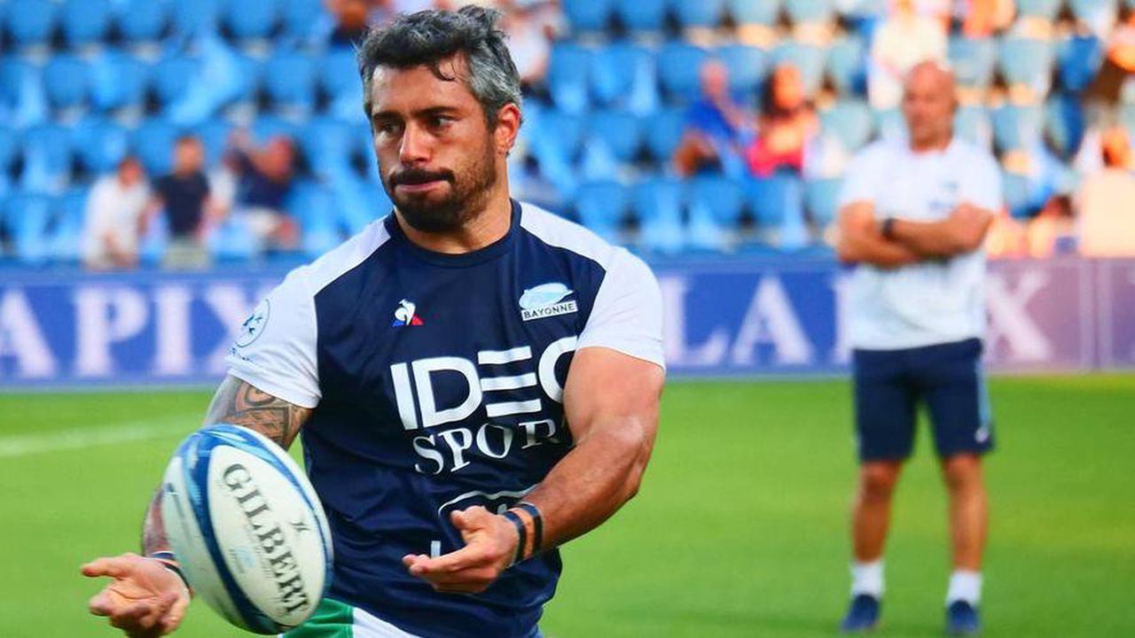 Rugby/Pro D2 – Yann David: «J'ai toujours eu cette attirance pour l'Aviron Bayonnais»