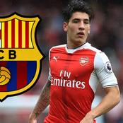 Barcelona Could Move For Arsenal Defender This Summer