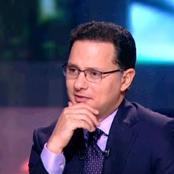 «سوء فهم».. الإعلامي شريف عامر يُوضح من المُصاب في عائلته بانسداد شرايين المخ؟.. وهذا ما قاله