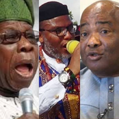 Today's Headlines: Igbos Don't Want Biafra - Governor Uzodinma, Why June 12, 1993 Presidential Election Was Annulled - Obasanjo