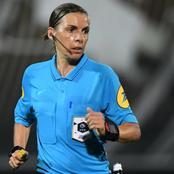 Sport/ Ligue des champions : voici la femme qui va arbitrer le match Juventus / Dynamo