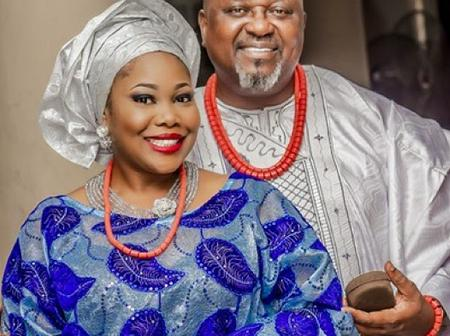 Beautiful Pictures of Akin Lewis, Wife And Other Nigerian Celebrities