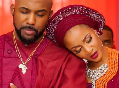 Adesua Etomi and Banky W share a touching story of a twin's miscarriage. (FULL VIDEO)
