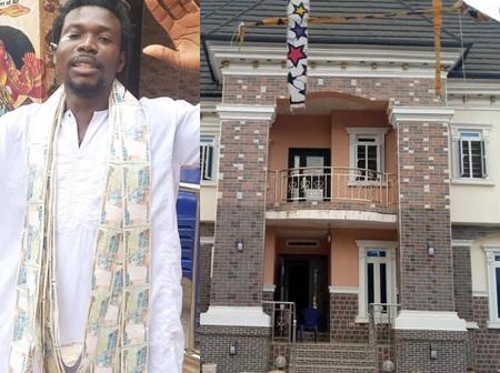 See Pictures Of Beautiful Mansion A Spiritualist Built That Got People Talking