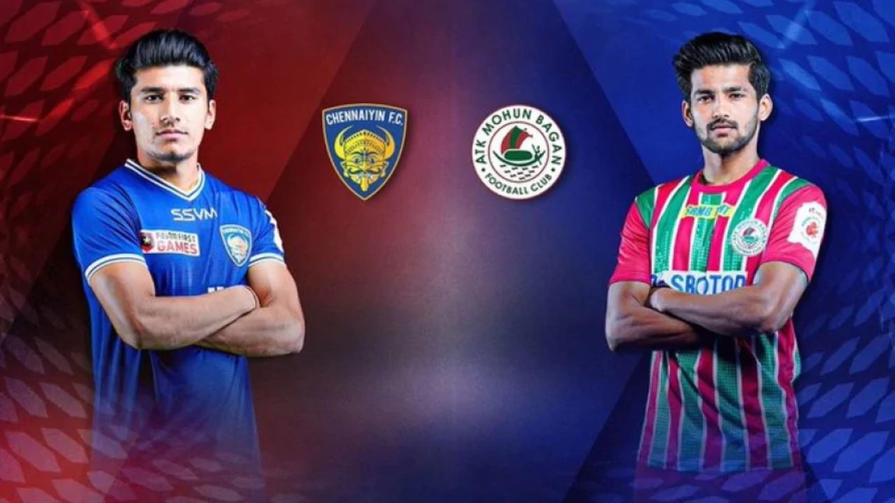 Chennaiyin face the formidable ATK Mohun Bagan test