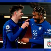 EPL: See What Mason Mount Said About Chelsea's Performance Under Tuchel After 1-0 Win Over Liverpool