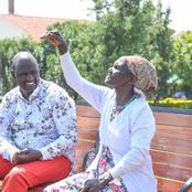 Muranga Elderly Woman Amazes Kenyans Again After Saying This Infront of DP Ruto (VIDEO)