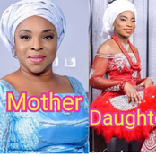 Meet The Daughter Of Nollywood Actress Liz Benson, Who Has A Striking Resemblance With Her