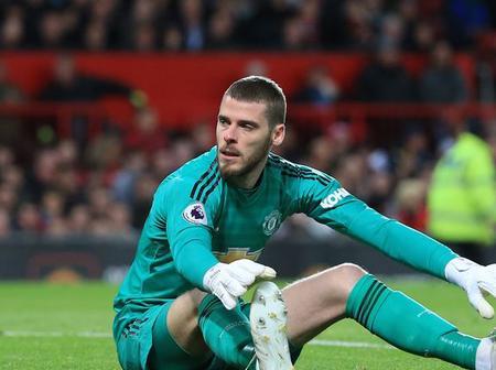 End of David De Gea Era at Manchester united