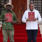 Citizen Reveals Things Uhuru Was The First One To Take Part In, But Goes Missing On Covid-19 Vaccine