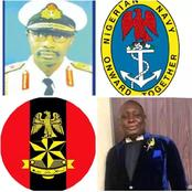 Meet the Nigerian family with a General in the Army, Navy and Air Force
