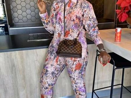 WCW Lamiez Holworthy Serving Boss Lady Goals With Her Fashion