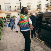 See the number of awards and nominations secured by Burna boy as he trends on Twitter (screenshots)