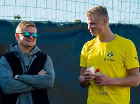Pep Guardiola speaks out on Man City switch goal Erling Haaland
