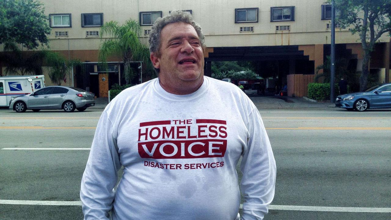 Advocate for homeless was paid $5 million to leave town. Now he wants back in.