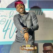 Video of Timi Dakolo Expressing Shock Over His Surprise Birthday