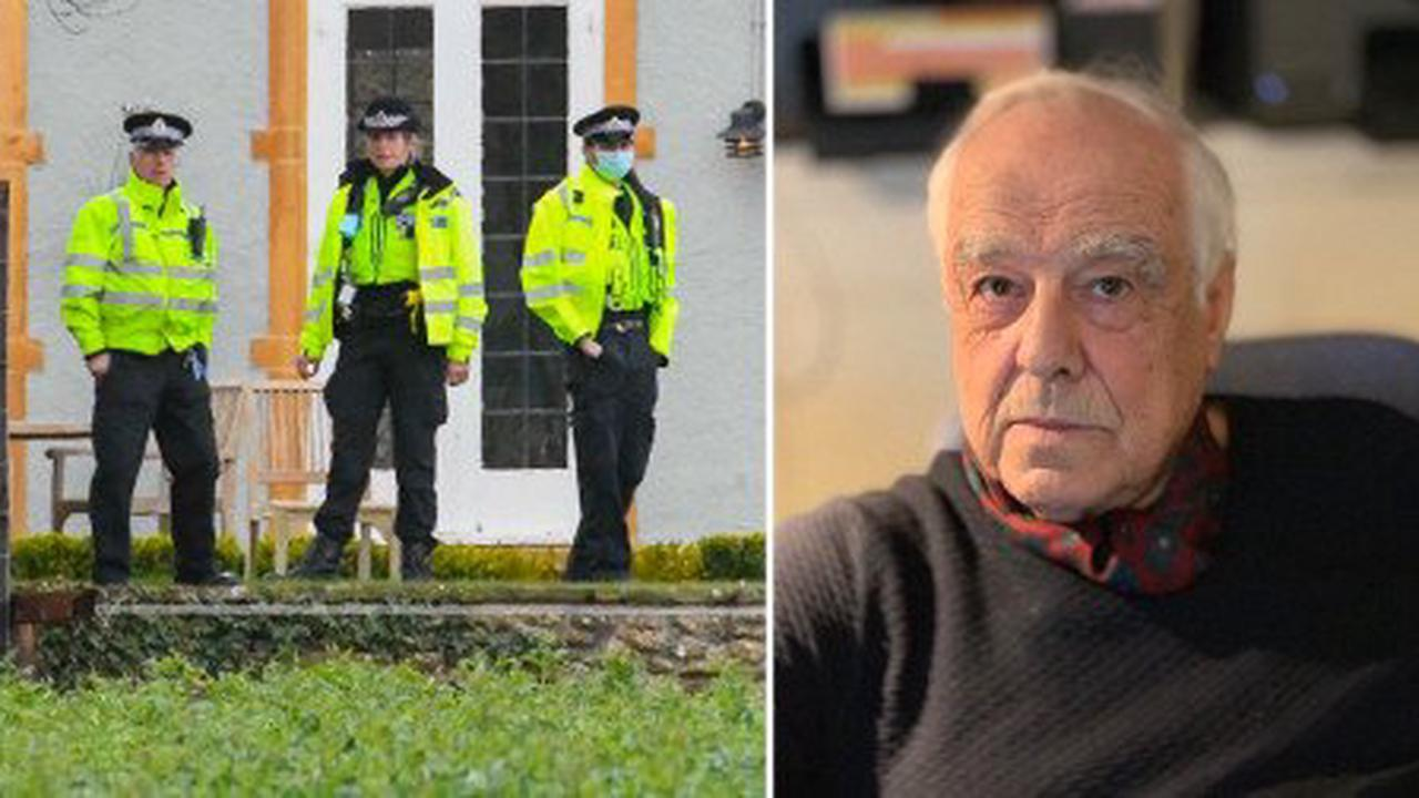 One of UK's richest men found stabbed to death in country mansion