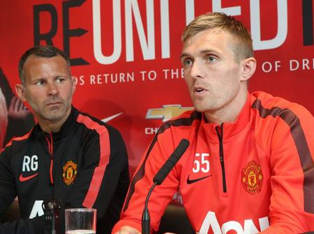 Remember Darren Fletcher, See How He Looks Now.