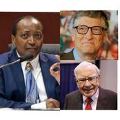 Here's The Deal Motsepe Signed With Bill Gates and Warren Buffet's Campaign