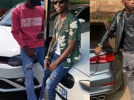 Thabang Monare's German Car Obsession Over The Years