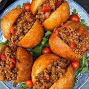 Mince and Vatkoek recipe