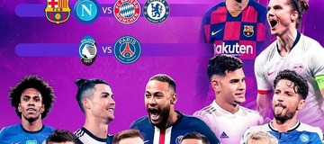 UCL Draws: Here are 3 Clubs to be Scared of, Not Barcelona, PSG or Man City