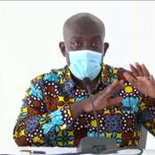 Check Out Oppong Nkrumah's Brilliant Reply To What Will Happen To Those Who Reject The Vaccine.