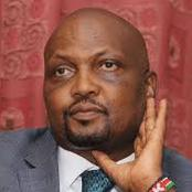 Reason Why Moses Kuria Was Arrested According to Itumbi